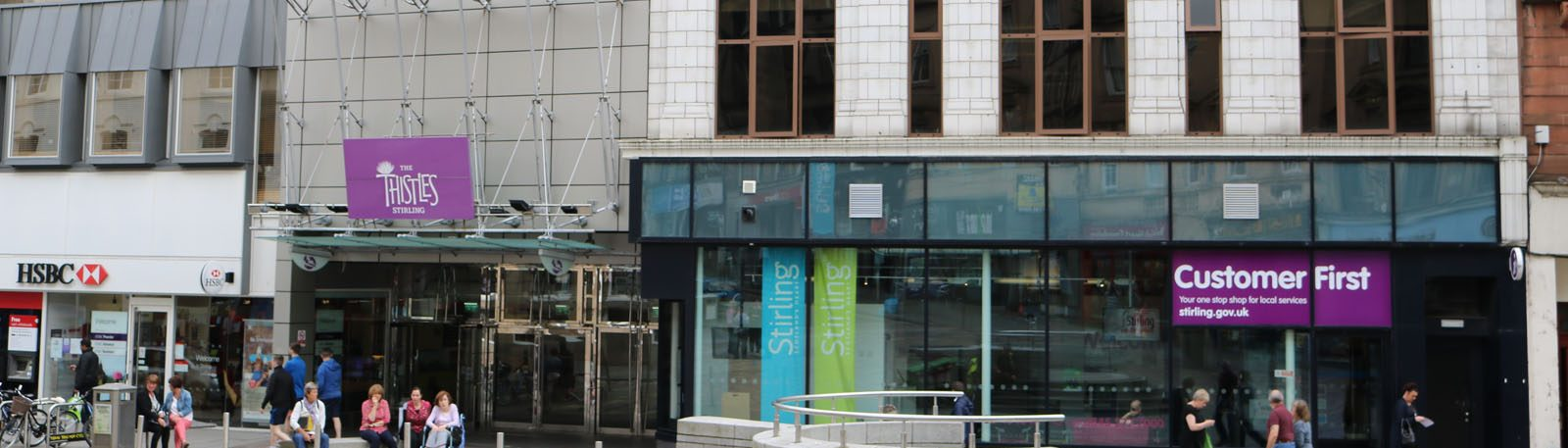 The Thistles Shopping Centre King Street