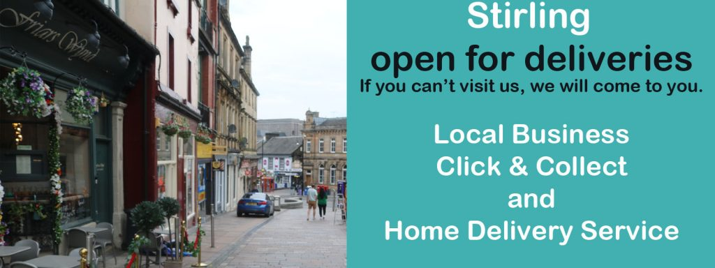 Stirling Click Collect and Deliver