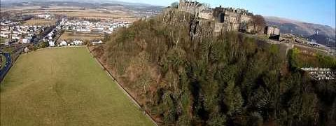 Stirling castle   8th February 2015