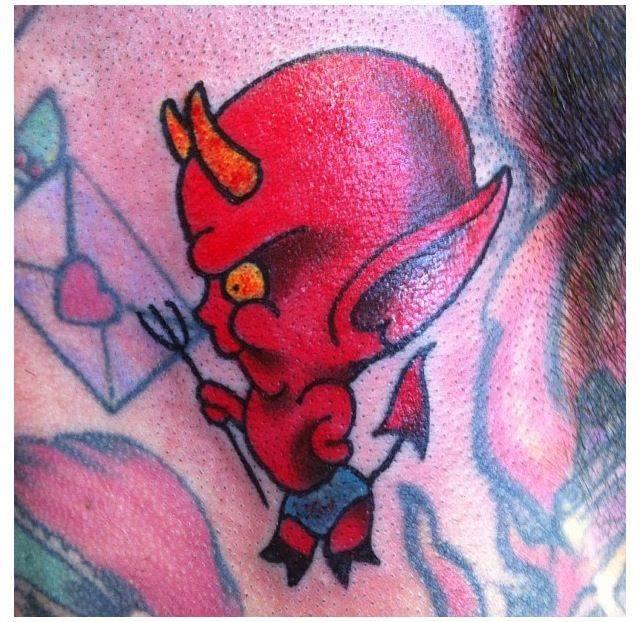 Lab Monkey Tattoo