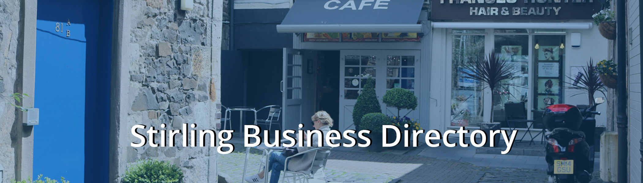 Stirling Business Directory