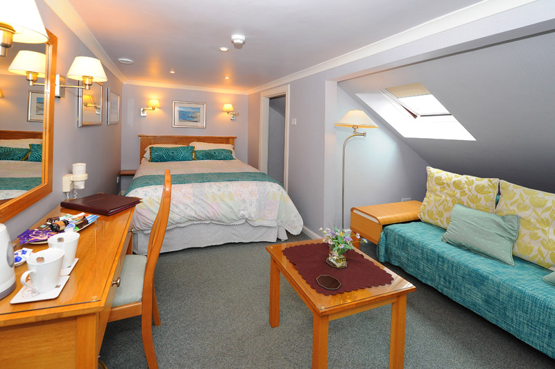 forth guest house family suite