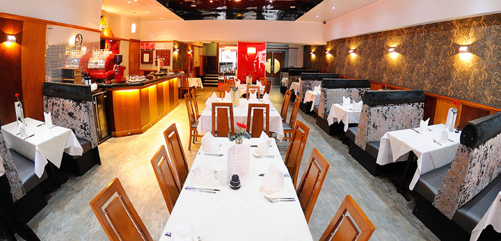 ranas stirling restaurant available for group bookings