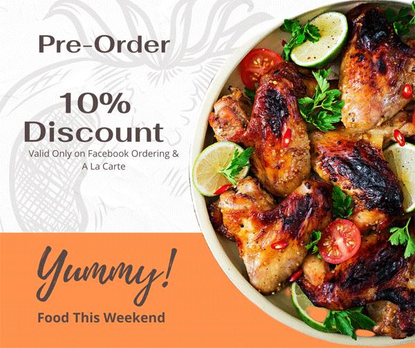 Maharaja 10% Pre-Order offer